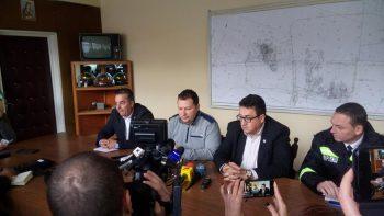 ministru 1 350x197 Doi dintre minerii raniti la Uricani au arsuri de gradul III