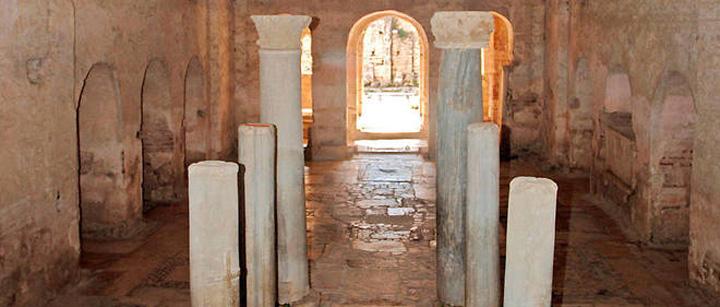 """mormant Mormantul lui """"Mos Craciun"""", descoperit in Turcia"""