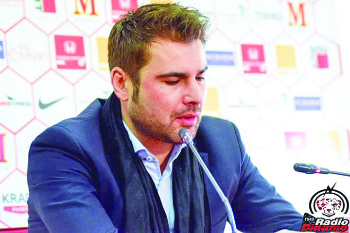 mutu Mutu lasa Dinamo pentru FRF