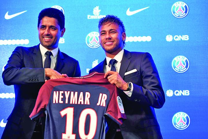 neymar Neymar, 3 milioane de euro pentru Balonul de Aur!