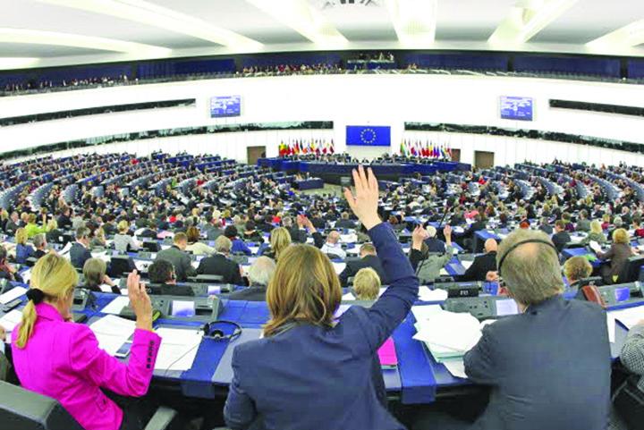"parlam ""Iudele"" de la Bruxelles!"