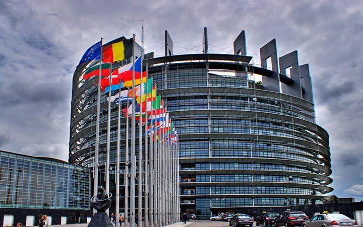 parlamentul european sediu 720x451 Rezolutia privind statul de drept in Romania, adoptata  cu amendamente  in PE