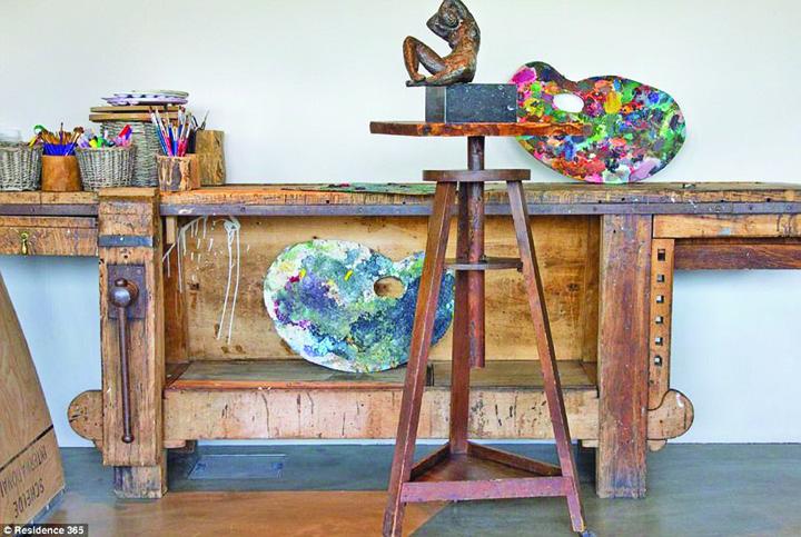 picaso 5 Vila lui Picasso de pe Riviera franceza, scoasa la licitatie