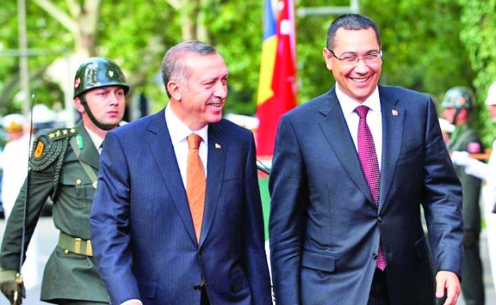 "ponta erdo Autostrada Comarnic, ""executata"" de Ponta – Erdogan!"