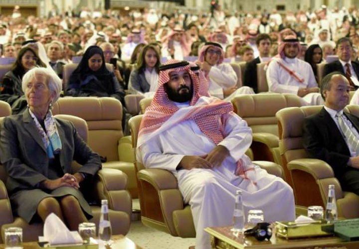 print Riscurile megaproiectelor saudite