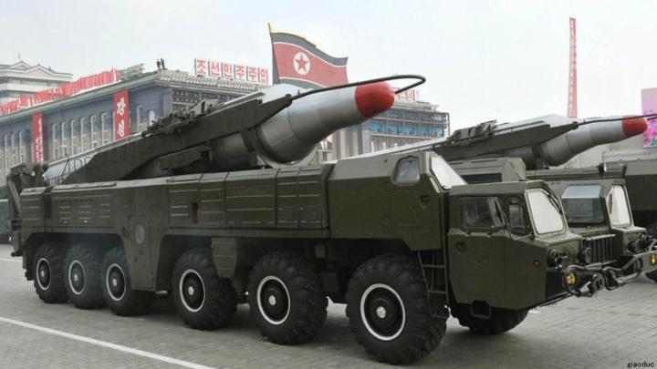rachete Coreea de Nord Europa, in raza de actiune a rachetelor lui Kim
