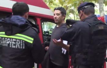reg 350x221 Un regizor cunoscut s a taiat la mana in curtea Patriarhiei: dar de sange si de bani (VIDEO)