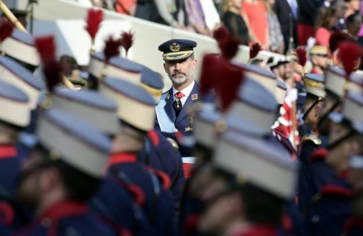 rege spania Doliu de ziua nationala a Spaniei