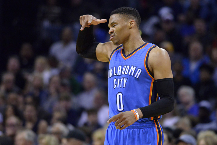 russell westbrook Cel mai valoros contract din istoria NBA