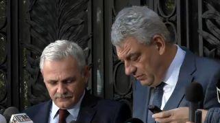 sed Premierul Tudose, inaintea CEx ului PSD: Oricand imi cere partidul, demisionez!