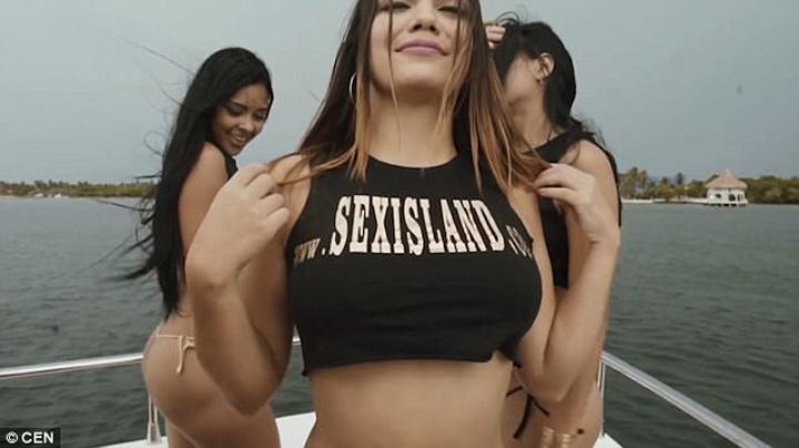 sex Insula Tentatiilor chiar exista