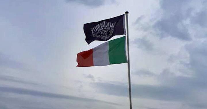 steag casa Elvetienii confunda sigla Jack Daniels cu drapelul ISIS