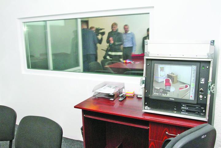 studiou Studioul TV secret al procurorilor!