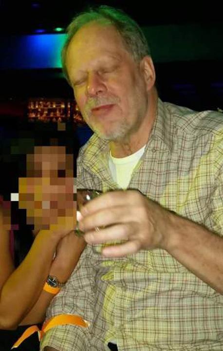 suspect atac Macel in Las Vegas
