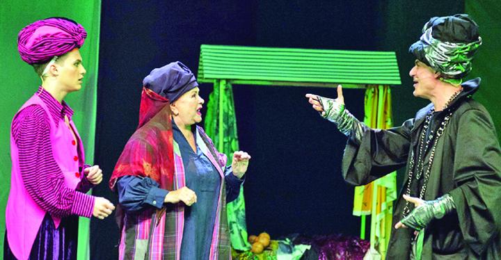 """teatrulstelapopescu 1476630915 Teatrul """"Stela Popescu"""" este asasinat sub nasul Gabrielei Firea"""