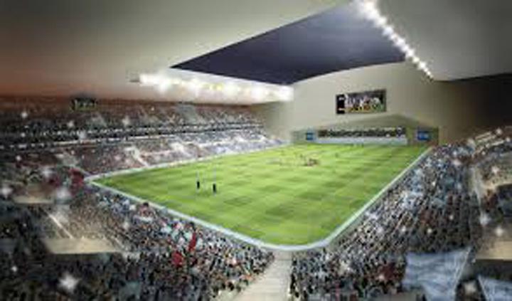 u arena 3 Rolling Stones inaugureaza cea mai mare arena acoperita din Europa