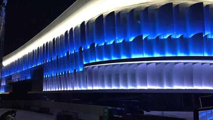 u arena Rolling Stones inaugureaza cea mai mare arena acoperita din Europa