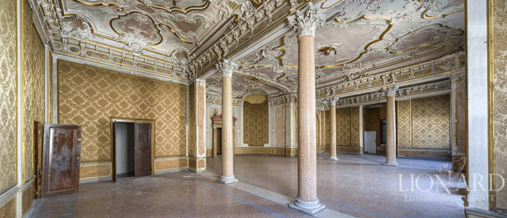 venetia4 Palazzo de vanzare, 15.000 de euro metrul patrat