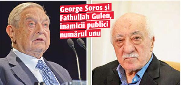 "SRI, da drumul la ""Lista Soros – Gulen"" !"