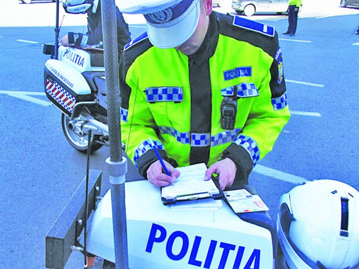 10. Politia Rutiera control MAI: Nu cresc amenzile