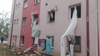23032600 1727839783947680 7022689854934185981 n expl 350x196 Explozie violenta intr un bloc din Lugoj: batran ranit, mai multe locuinte afectate