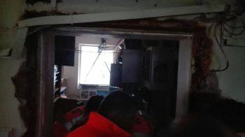 23167993 1727839757281016 1595489792726007721 n expl 350x196 Explozie violenta intr un bloc din Lugoj: batran ranit, mai multe locuinte afectate