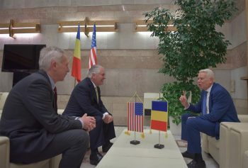 23622210 10159761111350454 513109240399337815 n vizita 350x237 Cu cine s a intalnit secretarul de stat Tillerson la sosirea in Romania (FOTO)