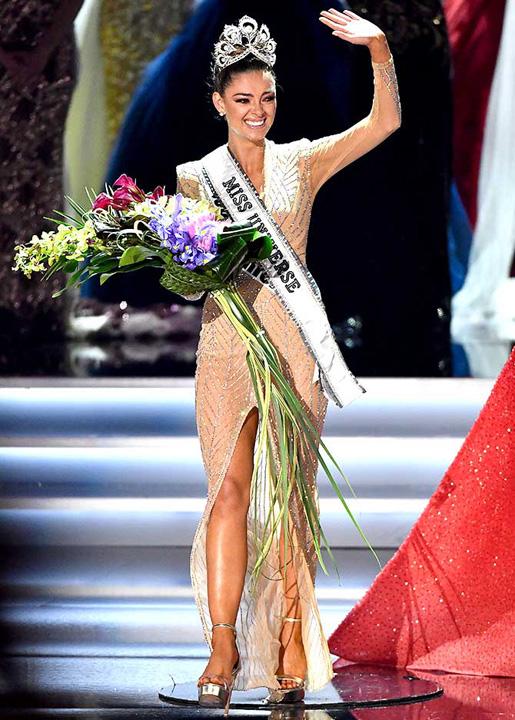 27miss universe4 Miss Univers 2017, frumoasa din Africa de Sud