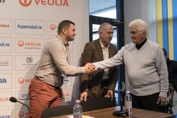 3 2 350x233 Cel mai iubit club de fotbal prahovean Petrolul Ploiești si a ales noul technician pentru perioada urmatoare