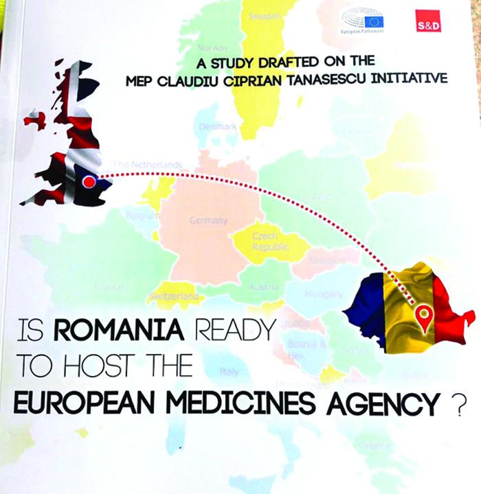 Agentia Medicamentului Pierdem si Agentia Europeana a Medicamentului