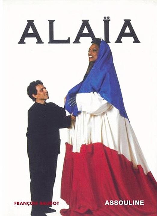 Azzedine Alaïa book cover Azzedine Alaïa a murit la de 77 de ani