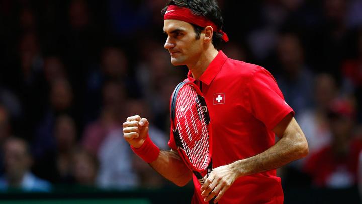 Federer Federer i a luat fata lui Tiger Woods