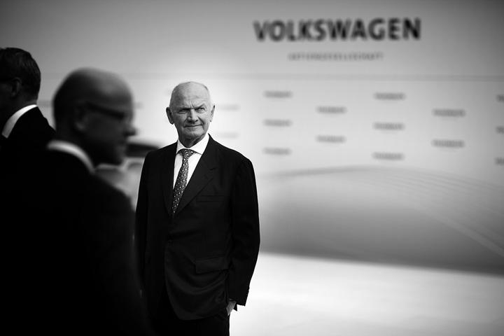 Ferdinand Piech 1 Nepotul lui Ferdinand Porsche si a vandut actiunile pentru 1 miliard de euro