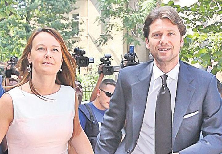 Florin Raducioiu si soţia Astrid Bomba! Florin Raducioiu divorteaza , dupa 20 de ani de casnicie