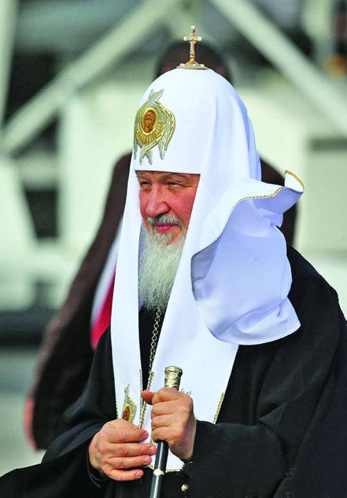 Kiril Patriarhului Kiril anunta Apocalipsa