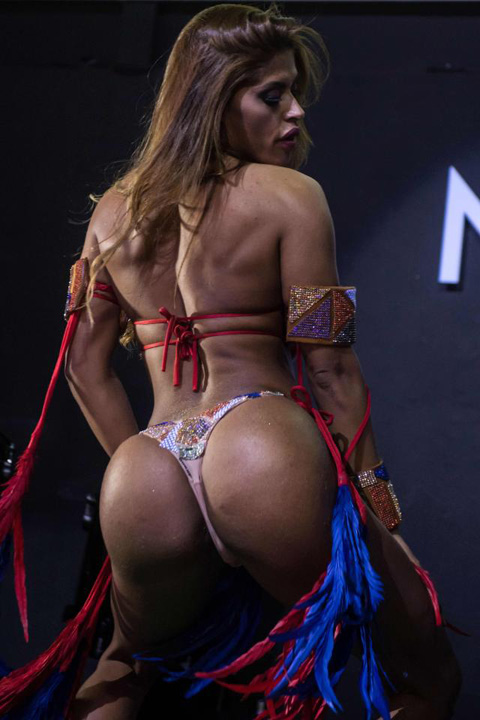 Miss Bumbum9 Ea este Miss BumBum 2017