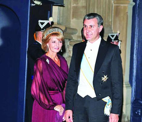 PrincessMargaritaRomaniaWeddingPrinceiiIstUWh4hil Nicolae arunca in aer Casa Regala: Duda, iesi la interval