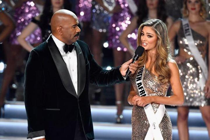 Univers Miss Univers 2017, frumoasa din Africa de Sud