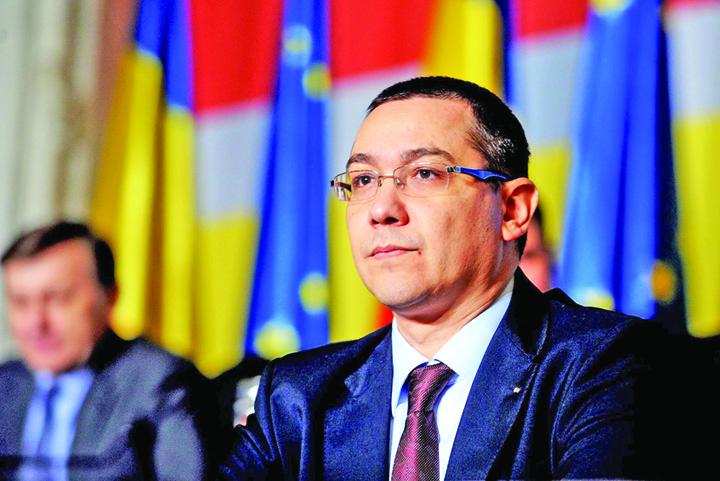 Victor Ponta Ponta sapa, alaturi de PNL, gropi pentru Dragnea si Tariceanu