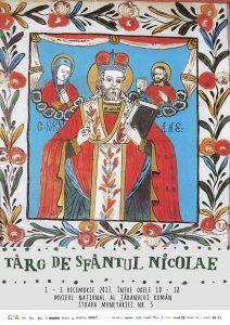 afis Targ Sfantul Nicolae 212x300 Targ de Sfantul Nicolae, la Muzeul Taranului Roman