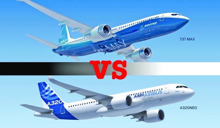 airbus si boeing Vanzari istorice pentru Airbus si Boeing