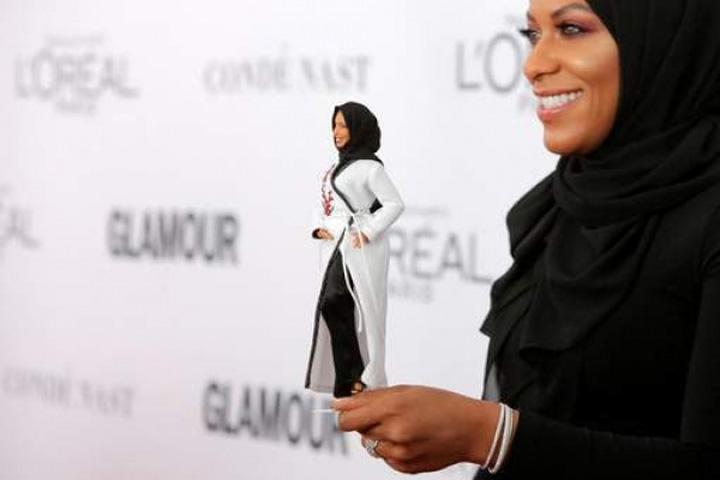 barbie 2 Prima Barbie cu val islamic