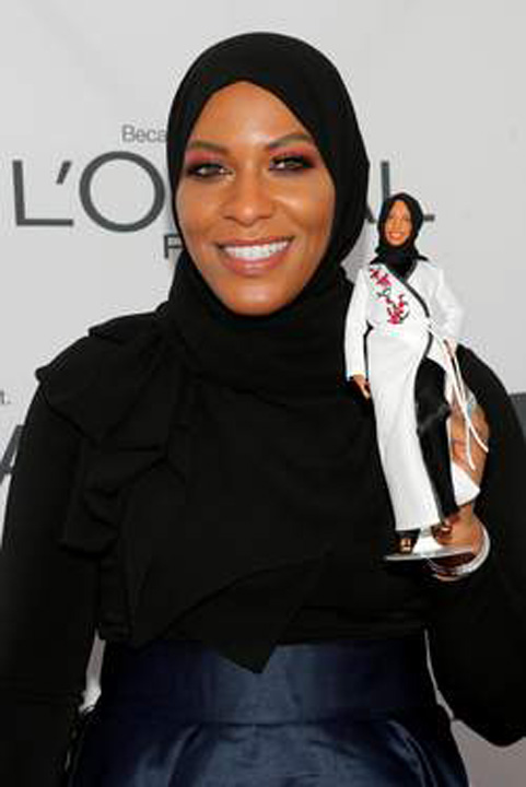 barbie 5 Prima Barbie cu val islamic