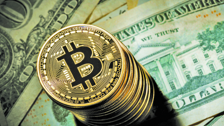 bitcoin Bitcoin urca la 6500 de dolari!