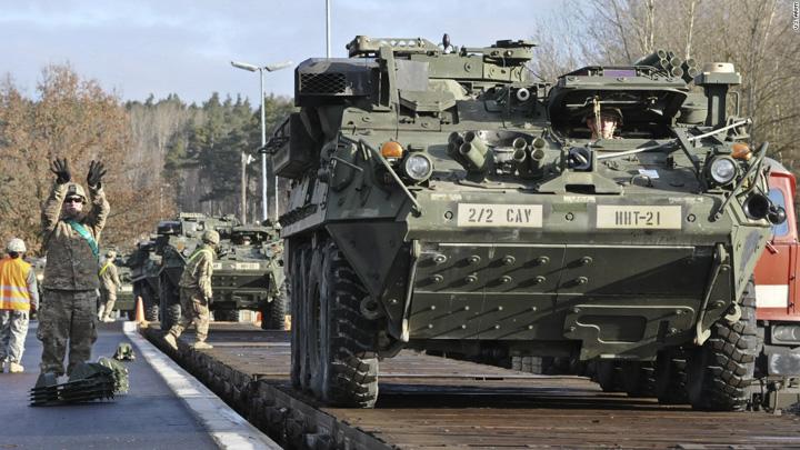 convoaie nato NATO, praf in fata Rusiei