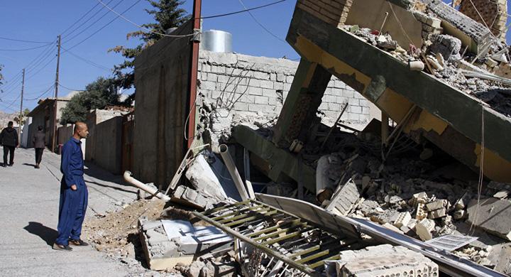 cutremur Cutremur: 535 de morti si 4200 de raniti in Iran si Irak