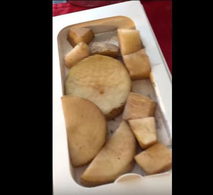 fake friday Fake Friday: cartofi, in loc de iPhone
