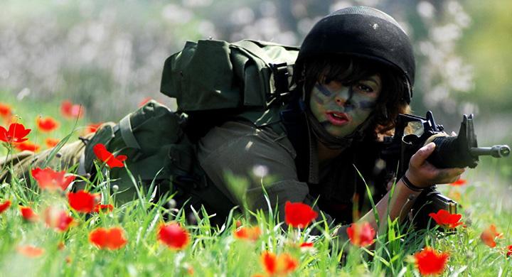 femei Cele mai feministe armate