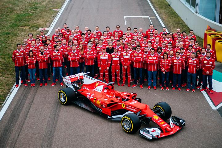 ferrari Formula 1 fara Ferrari