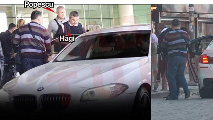 hagi 1 Hagi si Popescu negociaza pentru preluarea unui club din Turcia